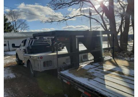 Hotshot truck/trailer